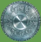 netzliga 2011/12 – Meisterschale und Pokale