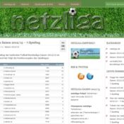 netzliga.de – mit neuem Theme in die Saison 2013/14